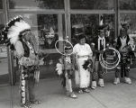 Goddard Exhibit Dedication - Native American Dancers - 1959