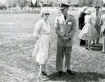 Goddard Exhibit Dedication - General and Mrs. Hobart Gay - 1959