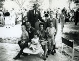 Goddard Exhibit Dedication - Unknown Family - 1959