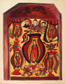 Lady of Guadalupe Retablo - The Portfolio of Spanish Colonial Design in New Mexico