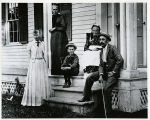 Goddard Family in Worcester - 1890