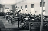 Interior of Dr. Goddard's workshop - c. 1941