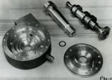 Parts of oxygen pump for Dr. Goddard's rocket - Apr 1, 1941