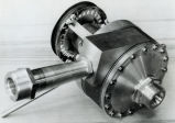Completed gasoline pump for Dr. Goddard's rocket - May 8, 1941