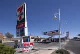 7-Eleven and gas station