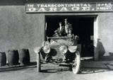 The Transcontinental Garage, Santa Fe