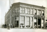 Caledonian Coal Co. building, Gallup, N.M.