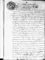 SCRC ID: 3152. Petition for sending twelve missionaries to Florida, 1769.