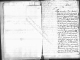 SCRC ID: 6799. Letter concerning the O'Reilly expedition, 1769.