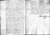 SCRC ID: 6815. Letter in which Patricio Numana indicates his approval of Melgares, 1818.