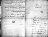 SCRC ID: 6841. Fragment of a letter concerning Joseph Joaquin of Uribarry.