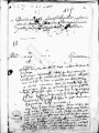 SCRC ID: 3208. Claim of Doña Leonor de Soto for the repartimiento of her father (Hernando de Soto)...