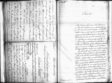 SCRC ID: 6765. Letter in which Foronda claims to have been the first to call Ferdinand VII...
