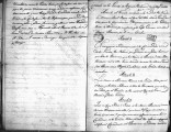 SCRC ID: 6847. Fragment of a translation regarding a treaty between the United States and...
