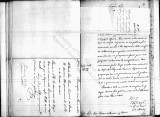 SCRC ID: 6792. Fragment of a letter by Onís, 1812 .