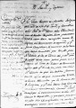SCRC ID: 3160. Petition concerning sending of nine missionaries to Florida, 1769.