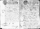SCRC ID: 3153. Listing of missionaries bound for Florida, 1769.