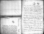SCRC ID: 6852. Letter from Vicente Manuel de Zespedes regarding Alexandro MacGillivray and the...