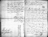 SCRC ID: 6845. Letter from Diego Gardoqui to John Jay regarding the United States claims to...