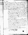SCRC ID: 3154. Nomination of two substitute missionaries for Florida, 1769.