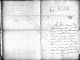 SCRC ID: 6831. Letter in which Gardoqui includes previous correspondence with the Gorvernor of San...