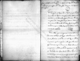 SCRC ID: 6828. Letter concerning negotiations between Diego Gardoqui and John Jay, 1785.
