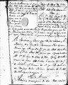 SCRC ID: 3169. Official notification of embarkation of missionaries for Florida, 1749.
