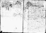 SCRC ID: 3173. Petition concerning two of the missionaries bound for Querétaro, 1749.