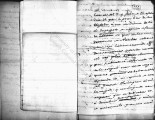 SCRC ID: 6825. Draft of a letter in which Gardoqui reports an incident between Georgians and...