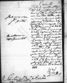 SCRC ID: 6818. Cover letter regarding Juan Pedro Walker, 1818.