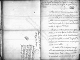 SCRC ID: 6833. Copy of a letter from Vicente Manuel Zespedes regarding a British soldier and a...