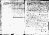 SCRC ID: 3091. Patente for fray Antonio Romero to join missionary party to Florida, 1719.