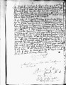 SCRC ID: 3112. Patente for fray Francisco Gutiérrez to join missionary party to Florida, 1721.