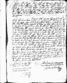 SCRC ID: 3029. Patente for fray Francisco de San Joseph to join missionary party to Florida, 1689.