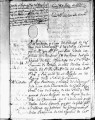SCRC ID: 3132. Notice of embarkation of missionaries for Florida, 1731.