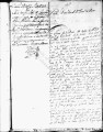 SCRC ID: 3143. Petition concerning payments for missionaries for Florida, 1739.