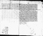 SCRC ID: 3074. Patente for fray Fernando de Samos to join missionary party to Florida, 1696.