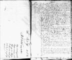SCRC ID: 3146. List of missionaries to be sent to Florida, 1739.