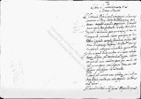 SCRC ID: 2952. Correspondence of fray Juan de Prada concerning situation in New Mexico, 1643?1646.
