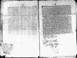 SCRC ID: 3058. Patente for fray Domingo Bazquez to join missionary party to Florida, 1696.