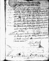 SCRC ID: 3084. Concerning proposed party of missionaries to go to Florida, 1719?1720.