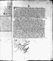 SCRC ID: 3064. Patente for fray Lorenzo Santos to join missionary party to Florida, 1696.