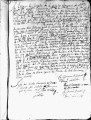 SCRC ID: 3110. Patente for fray Francisco Jesús Sánchez to join missionary party to Florida, 1721.