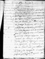 SCRC ID: 3144. Correspondence concerning payments to missionaries, 1738.