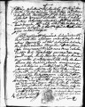 SCRC ID: 3048. Patente for fray Estheban de Maqueda to join missionary party to Florida, 1689.