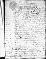 SCRC ID: 3147. Petition for sending of two additional missionaries, 1739.
