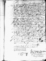 SCRC ID: 3100. Patente for fray Pedro Riera to join missionary party to Florida, 1721.