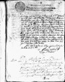 SCRC ID: 3053. Concerning departure of missionaries to Florida, 1690.