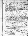 SCRC ID: 3104. Patente for fray Antonio Gallardo to join missionary party to Florida, 1721.