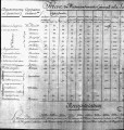 SCRC ID: 2989. Census of residents of the Department of Louisiana, 1766.